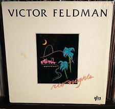 Victor Feldman – Rio Nights Lp Us Issue 1987 NM/NM TBA Records