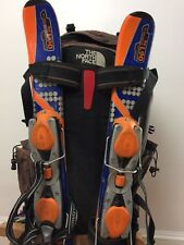 THE NORTH FACE Off Chute 35 Backpack Salomon Skis Technica Rival X8 Boot 10 10.5