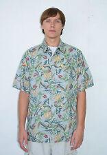 Men's Hawaiian Casual Shirt by Tori Richard  - Made in Hawaii - Size Large