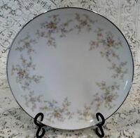 NORITAKE China ARLENE 5802 Pattern Set of 2 Dinner Plates
