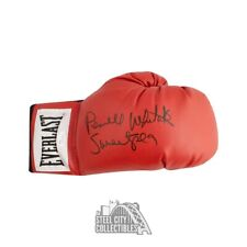 Pernell Whitaker Sweetpea Autographed Boxing Glove - JSA COA
