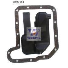WESFIL FORD ESCAPE 01-08' CD4E BA–V6/3.0L TRANSMISSION FILTER