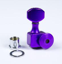 Sperzel Trimlok EZ-Mount 7 String Purple locking tuners - No Drilling!