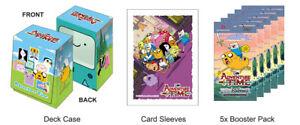 Weiss Schwarz English Adventure Time Supply Set
