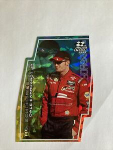 Dale Earnhardt Jr. 2003 NASCAR. Press Pass Stealth  Boundries.10th Anniversary