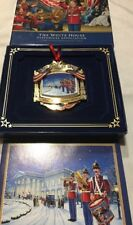 Christmas 2010 Music At THE WHITE HOUSE ORNAMENT Army Navy Reception 1900*