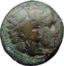 Alexander III the Great 336BC Ancient Greek Coin Hercules Bow Club  i30310