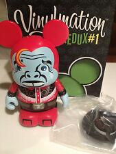 "Zombie Cowboy w Hat 3"" Vinylmation Urban Redux Series #1 Red"