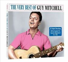 The Very Best of Guy Mitchell by Guy Mitchell (CD, Jan-2013, 2 Discs, One Day...
