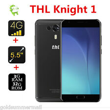 "THL Knight 1 4G 5.5"" Smartphone Android 7.0 Empreintes digitales Octa Core 3G+"