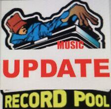DJ MUSIC AUGUST UPDATE MP3 FORMAT (ENGLISH & SPANISH GENRE)