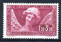"""FRANCE STAMP TIMBRE N° 256 """" C. A. ANGE AU SOURIRE REIMS 1930 """" NEUF xx TB P765"""