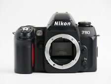 NIKON F80 Black Film Camera / EXCELLENT CONDITION / 90 DAY WARRANTY