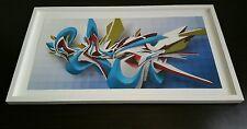 peeta graffiti art original painting not cope2 shepard fairey mars-1 jeff soto