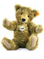 """Steiff Classic 1920 Teddy Bear Light Brown 10"""" #000713"""