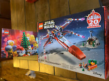 Lego 4002019 Employee Gift 2019 20th Anniversary Star Wars New With Greetingcard