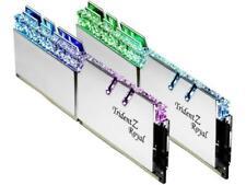 G.SKILL F4-3000C16D-32GTRS Trident Z Royal Series 2 x 16GB DDR4 SDRAM