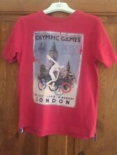 Next London 2012 kids t shirt - size 5 years