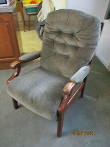 Cintique armchair chair (Green)