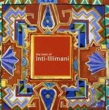 INTI-ILLIMANI - BEST OF INTI-ILLIMANI   CD NEW+