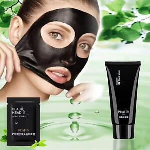 Blackhead Peel Off Mask Suction Deep Cleansing Remover Black Masks UK