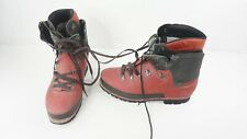 Lowa civetta extreme mountaineering boots hiking snow boots mens red 15