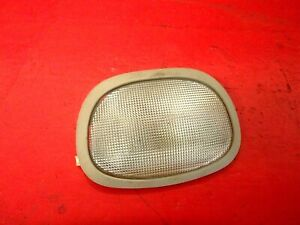 0005 DODGE NEON TOP DOME MAP INTERIOR COURTESY READING LIGHT LAMP OEM GRAY GREY