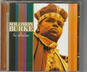 Solomon Burke - The Collection  (Spectrum 2001)  MGM recordings 1970-75