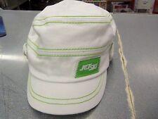 New Kawasaki Jet Ski Short Bill Hat One Size Fits Most FAST FREE Ship!!