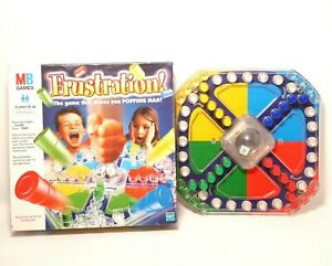 Frustration Board Game Vintage By MB Games 2000 Edition complete 2 - 4 players