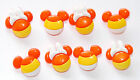 Mickey & Minnie Mouse Candy Corn / Disney Collection ~ Dress It Up Buttons