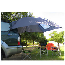 3Mx2.4M Car Side Awning & Extension Roof Rack Tents Shades Camping 4X4 4WD NEW