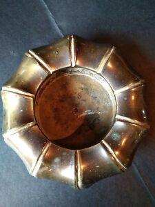 Cendrier bronze Art Nouveau