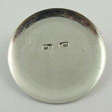 30140 Nickel Tone Iron Round Pin Brooch Base Jewellery Finding Hot Sale 30pcs