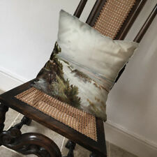 English Landscape Covers Pillow Cases Home Decor or Inner