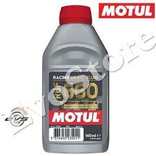 Motul RBF 660 Olio Freni DOT 4 Auto Moto FL Racing Fluido 100% Sintetico 500ml