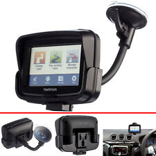 Flexible Arm Car Screen Suction Mount with Dedicated Holder for TomTom Rider v5