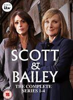 Scott and Bailey - Series 1-4 [DVD] [2011][Region 2]