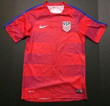 USMNT Soccer Team USA Training PreMatch Jersey Adult Size Small