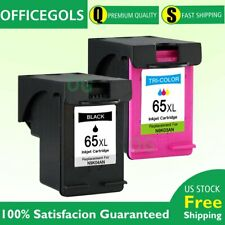 65XL 65 XL Ink Cartridge for HP DeskJet 2600 2622 2652 3752 3758 ENVY 5052 5055