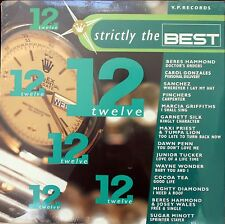 STRICTLY THE BEST #12. VP Records. SEALED