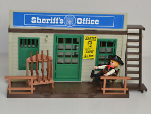 PLAYMOBIL®  Sheriff's Office 3423, Cowboy, Western - Vintage