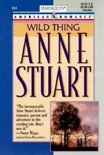WILD THING by Anne Stuart ~ Combined Shipping 25¢ ea ad pb CONTEMPORARY ROMANCE