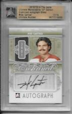 12-13 ITG Ultimate Memorabilia Enshrined Mike Gartner Auto Autograph /19