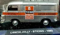 Lancia Jolly - BTicino 1963 - Scala 1:43 Die Cast - DeAgostini