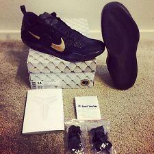 Nike Kobe 11 XI Elite Low FTB FADE TO BLACK Sz 14 60 POINTS PE Sample 1 4 5 6 8