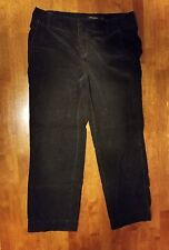 G2000 Essential Women's Corduroy Jeans Black Size 10/11 International Size 36