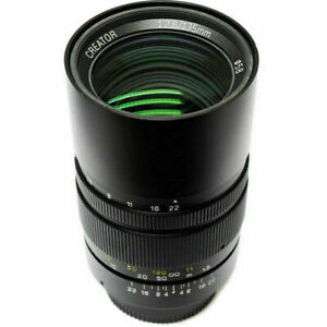 Zhongyi 135mm F2.8 Full Frame Portrait Lens for Canon EF Nikon Sony Fuji Pentax