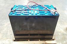 12-125-17 Forklift Battery 24 Volt Refurbished With Core Credit / Warranty