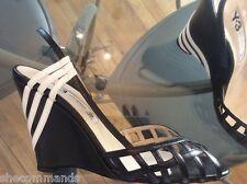 Y-3 BY Yohji Yamamoto Adidas Wedge Sandal - EU 40/US 9.5
